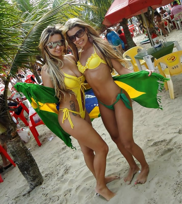 3 sexy brazillian babes and one lucky man kurb 7