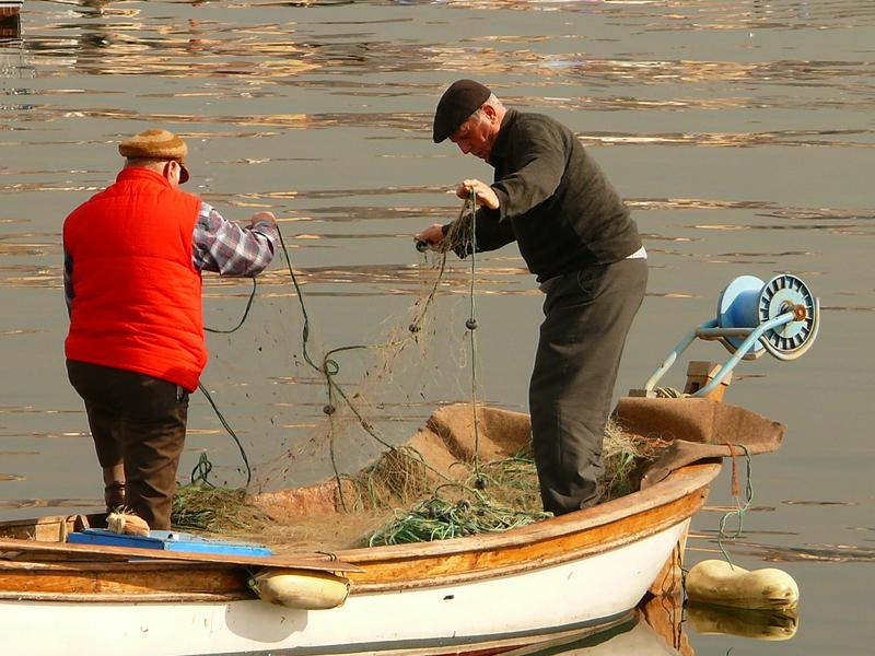 Rüyada Balıkçı görmek