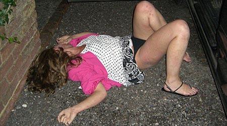Секс с молоденькой пьяненькой 136