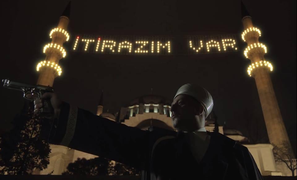 İtirazım Var'da İslamcılar, Müslümanlara yasak koydu!