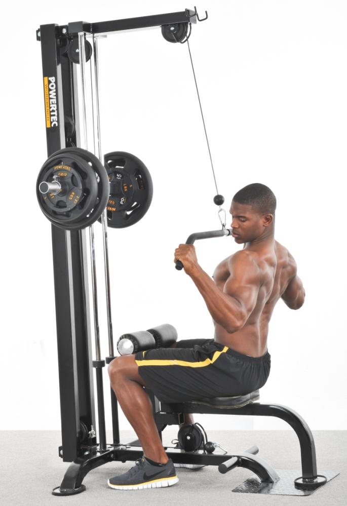 pull weight machine