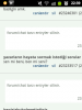 forum chat tarz� entry ler silinir