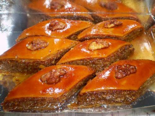 Пахлава рецепт по азербайджански