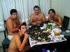 midye yiyen midesiz insanlar
