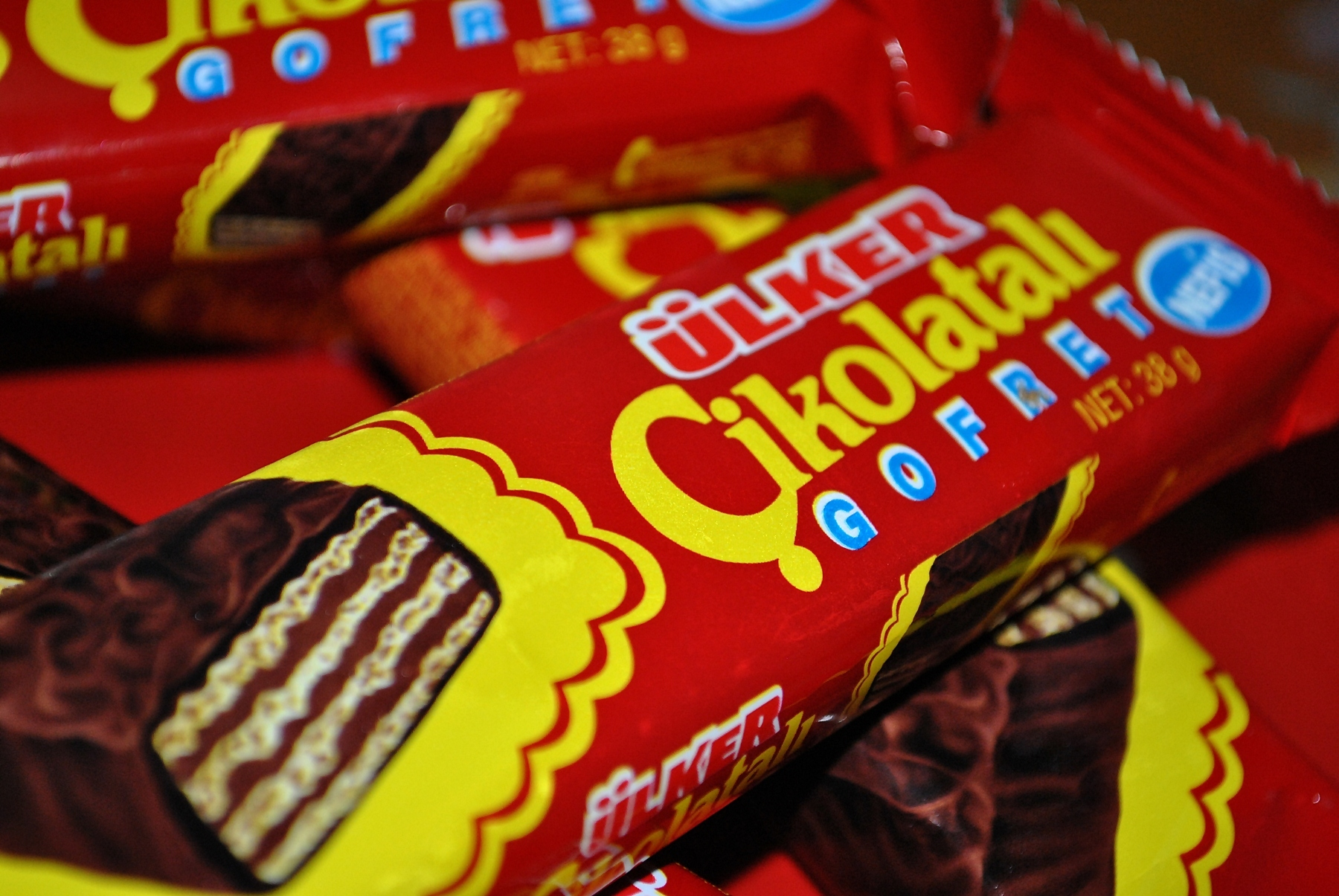 ülker çikolatalı gofret - sayfa 3 - uludağ sözlük