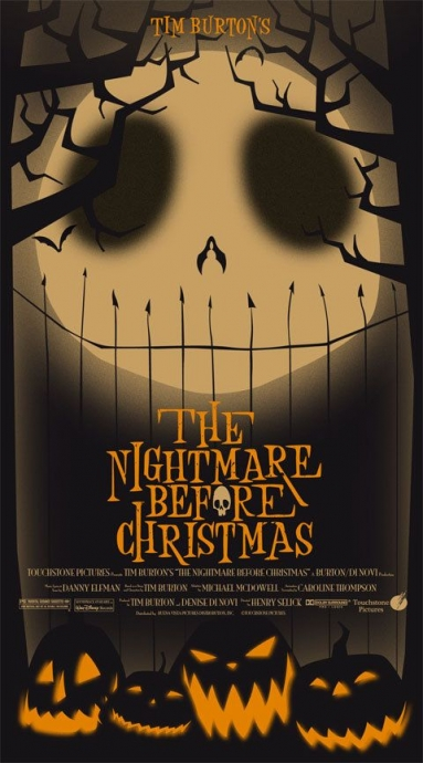 the nightmare before christmas resim 2