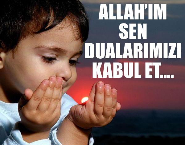 Открытка аллах къабул этсин