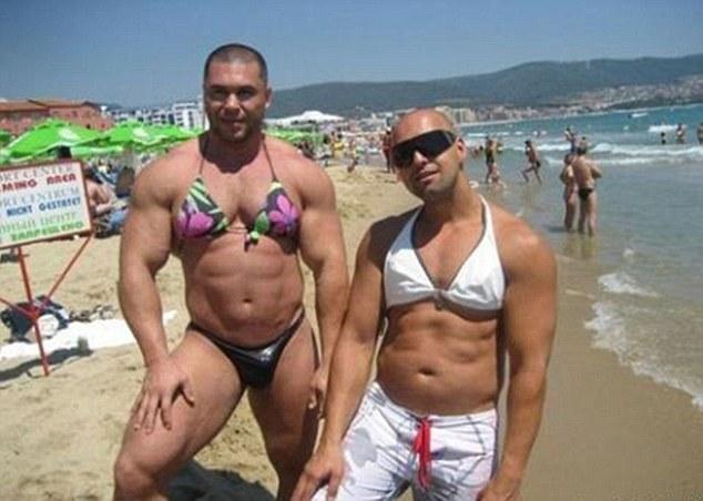 men in bikini ile ilgili görsel sonucu
