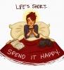 hayat kısa