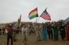 kürdistan bayrağı
