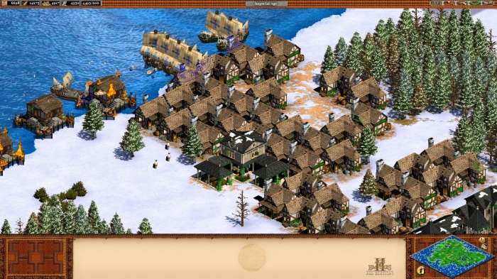 age of empires 2 hd resim 1