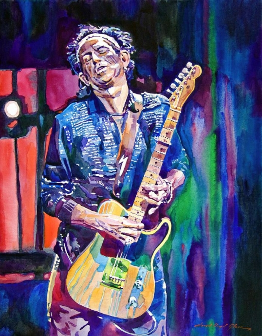 keith richards resim 2