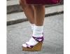 beyaz çorap giyenlerin kınanması