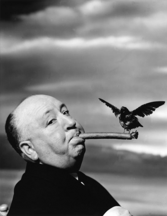 alfred hitchcock resim 1