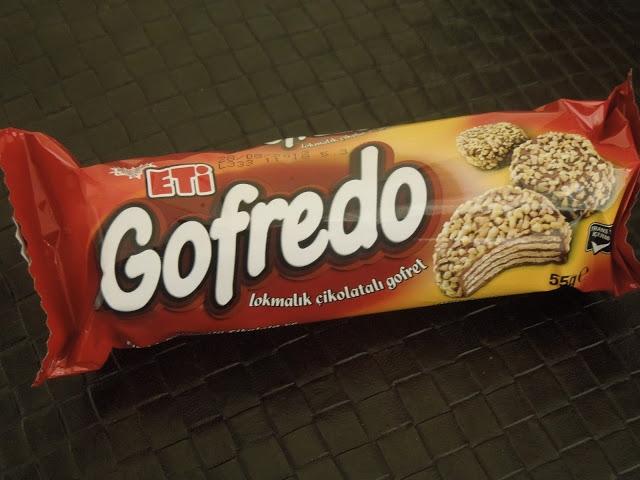 centro çikolatalı gofret - uludağ sözlük