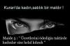 islamda kadın bir köledir