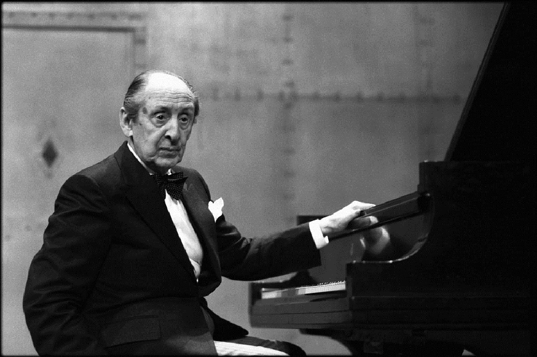 В картинках великие пианисты