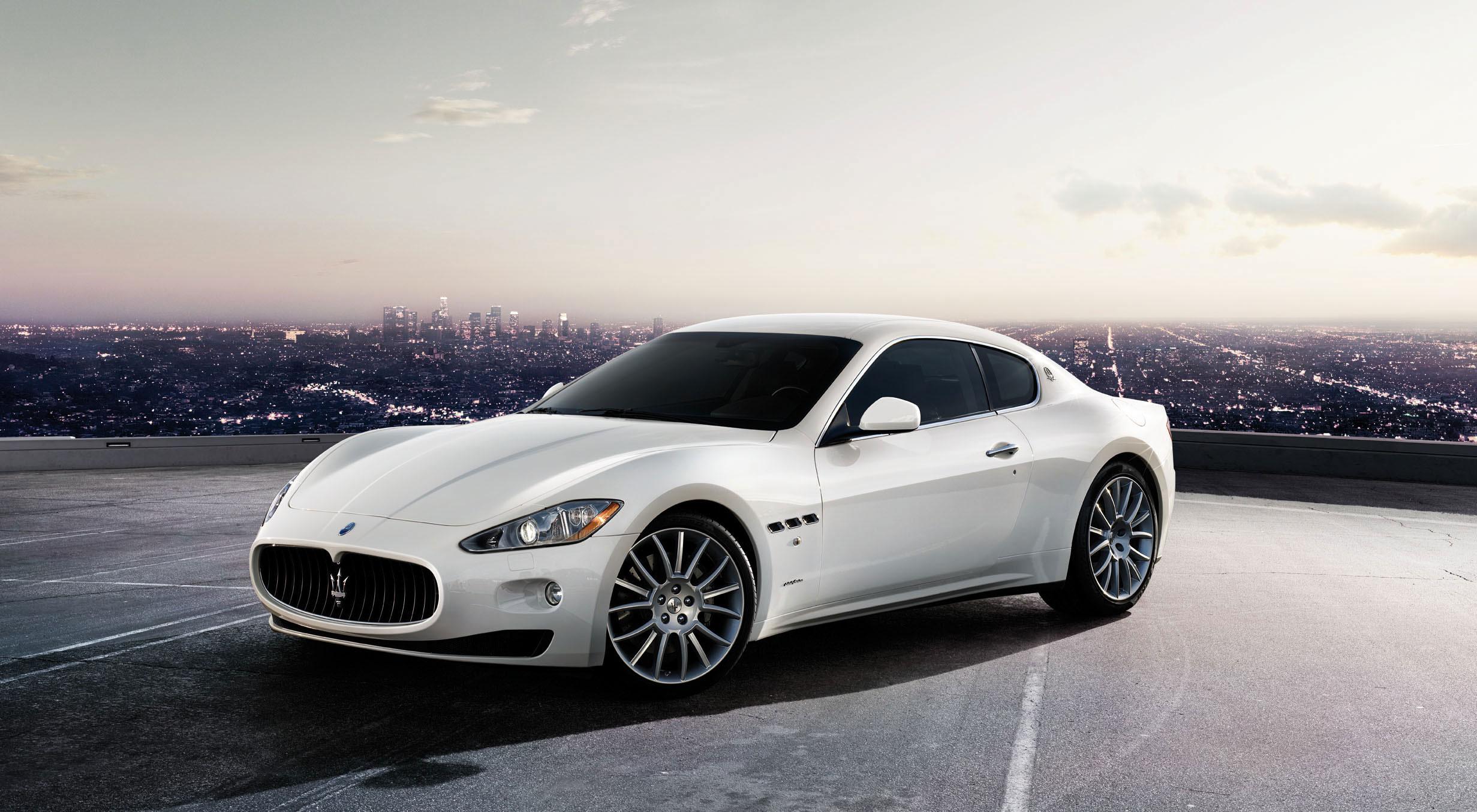 Maserati тюнинг загрузить
