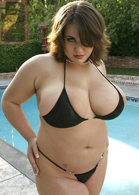 Plump latina amateur