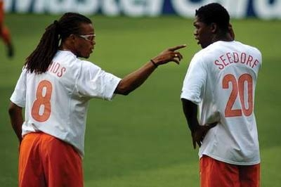 edgar davids vs clarence seedorf